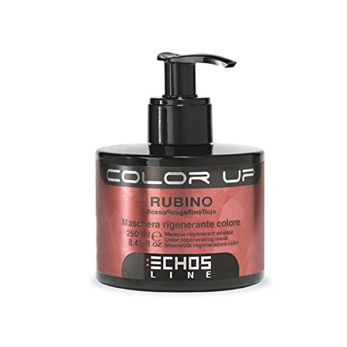 Echosline Color Up Echos Regenerierende Haarmaske rot 250 ml