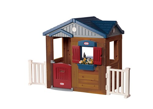 Little Tikes 172854E3 - Casetta del Bosco