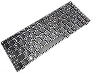 EliveBuyIND® G480 Replacement Laptop Keyboard for Lenovo - English & Arabic