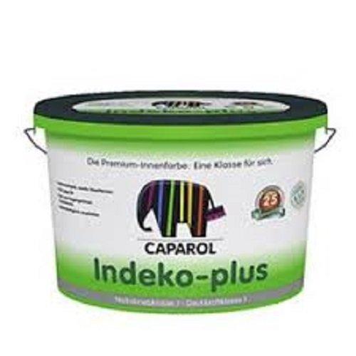 8,79EUR/L - CAPAROL Indeko Plus weiss Premium Innenfarbe Wandfarbe Deckenfarbe 12,5L