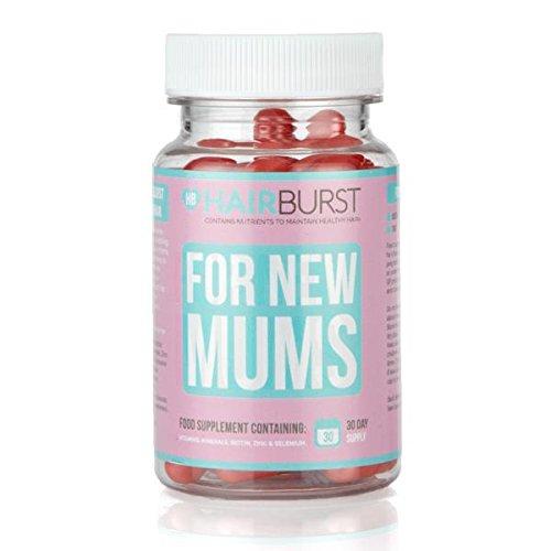 Hairburst New Mums Vitamin Capsule, Pack of 60 Capsules