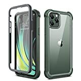 Dexnor Compatible with Iphone 11 Pro Case 5.8 Inch, 360