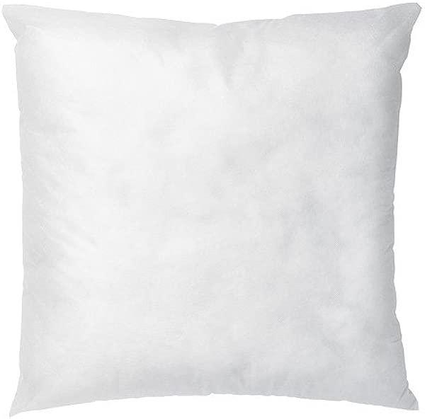 IKEA INNER Inner Cushion White 20x20 Color Set Of 4