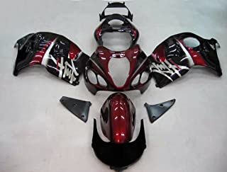 B56-04 Motorcycle Parts OEM ABS Plastic injection mould Fender Fairing Body Fairing Fit For Suzuki GSXR-1300 Hayabusa 1999 - 2007