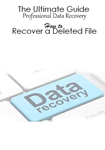 Data Recovery : How to Recover a Deleted File from ( HDD - SSD - cloud storage )