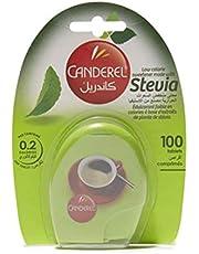 CANDREL STEVIA 100 TABLETS – Low Calorie Sweetner