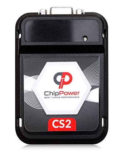 Chiptuning ChipPower CS2 für PT Cruiser 2.4L 143/150 PS Chip Tuning Box Benzin