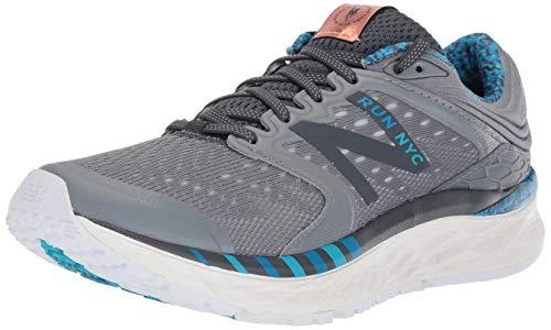 New Balance Men's 1080v8 Fresh Foam Running Shoe, Black/Copper, 7 UK