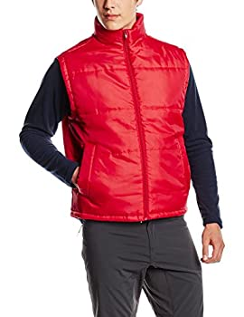 Men's Red Bodywarmer