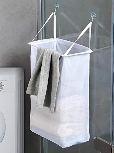LCZMQRCLMZRQ Muur Opknoping Wasmand Ondergoed Sokken Kleding Opslag Vat Wandmontage Doek Zak Zakje Organizer Voor Woonkamer