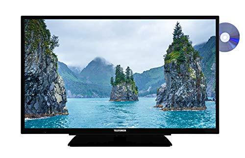 Telefunken XF32G111D 80 cm (32 Zoll) Fernseher (Full HD, Triple Tuner, DVD-Player integriert)