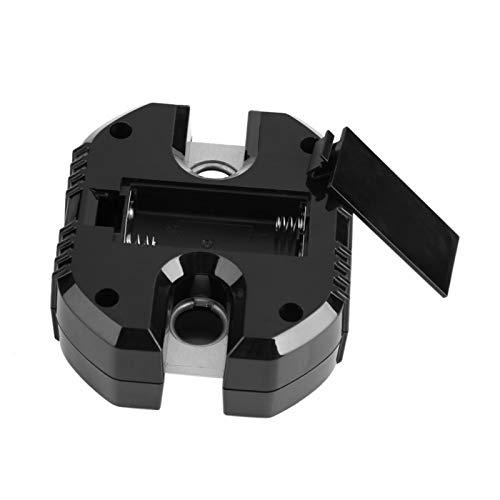 Balanza colgante, mini balanza de pesaje Balanza de ponderación digital Desmontable Fácil de transportar Mini de alta precisión para pesar(negro)