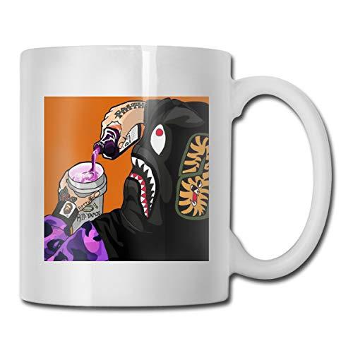 Jldoenh Udjgn Bape Keramikbecher Becher 330ml Humanized Design Cup Geschenk