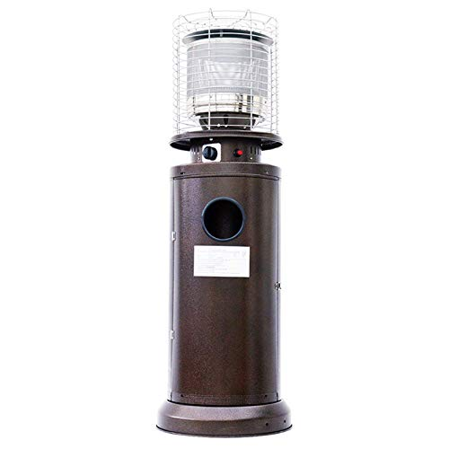 FLAMY Commercial Patio Heater,Liquefied Gas Heater,Stepless Adjustment, Power 5KW-13KW, Heating Area 20-60㎡, Suitable for Living Room and Garden