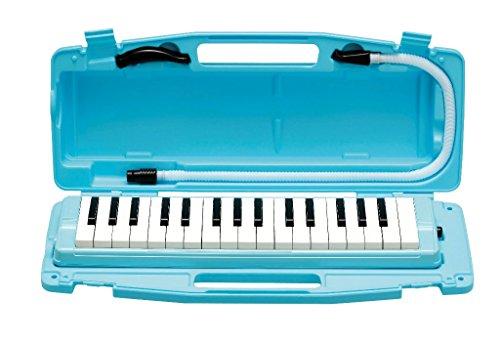 ゼンオン 鍵盤ハーモニカ ピアニー 323AH BLUE