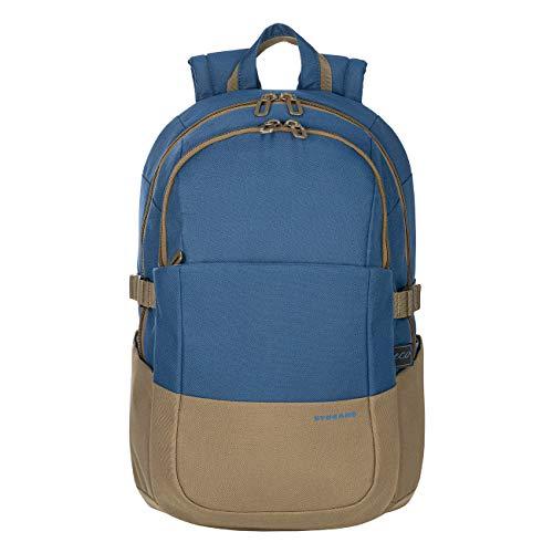 """Tucano - Zaino Porta Pc 15.6"""" Pollici, Compatibile con MacBook PRO 16. Backpack Bip, Zaino Capiente da Ufficio e università, in Poliestere Riciclato"""