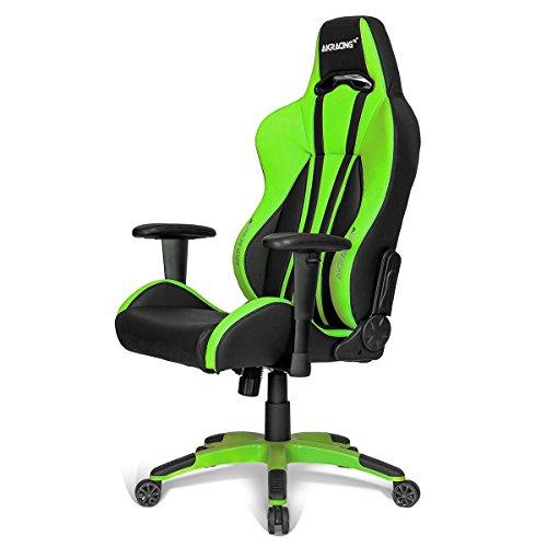 AKRACING Premium Plus Stuhl Gaming für Computer grün