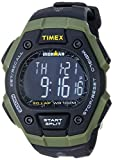 Timex Men's TW5M24200 Ironman Classic 30 Black/Green/Negative Resin Strap Watch
