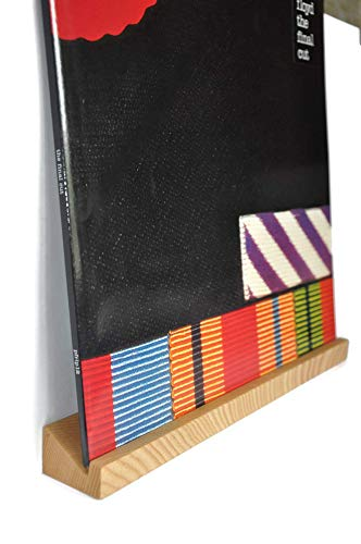 Vinyl Record shelf wall mount (natural)