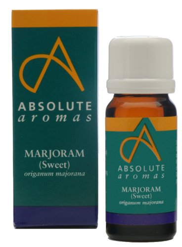 Absolute Aromas Marjoram Sweet Essential Oil