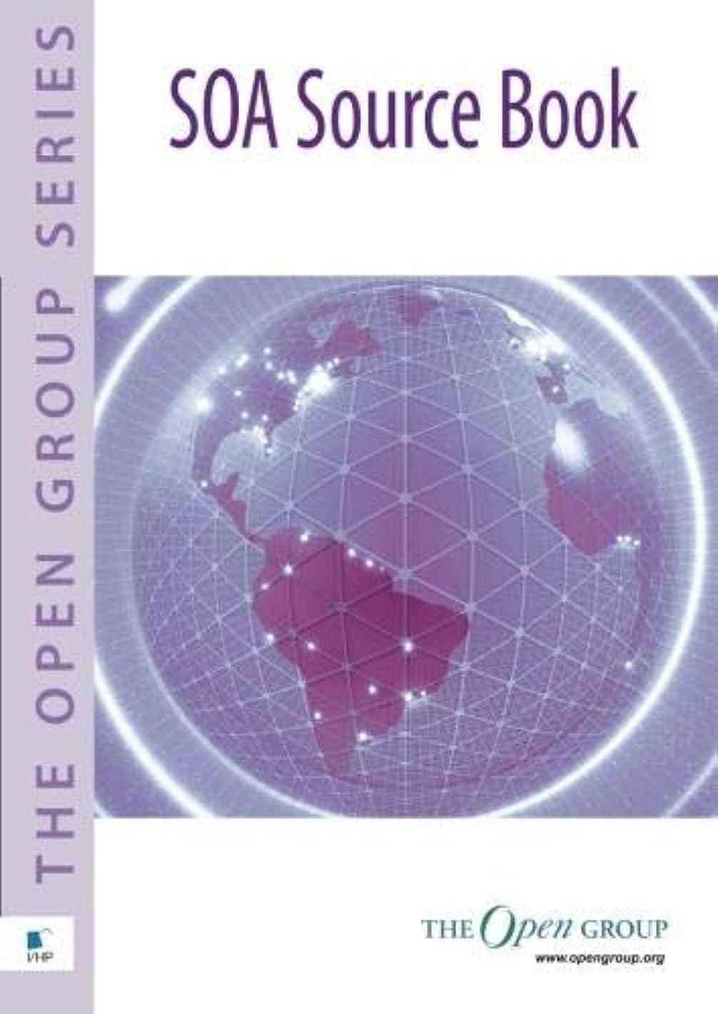 確率鍔貯水池Soa Source Book (TOGAF Series)