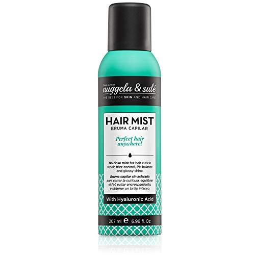 Nuggela & Sulé Hair Mist Bruma Capilar 207ml/6,99 Fl.Oz. Apto para veganos.