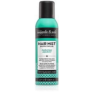 Nuggela & Sulé Hair Mist Bruma Capilar 207ml/6,99 Fl.Oz.- Primera bruma capilar que controla el pH del cabello para evitar el encrespamiento. Activos naturales. Apto para veganos. INNOVACIÓN CAPILAR.
