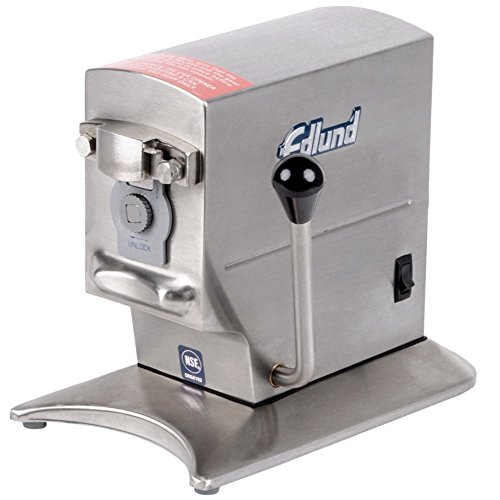 Edlund 270 Two-Speed Tabletop Heavy-Duty Electric Can Opener - 115V