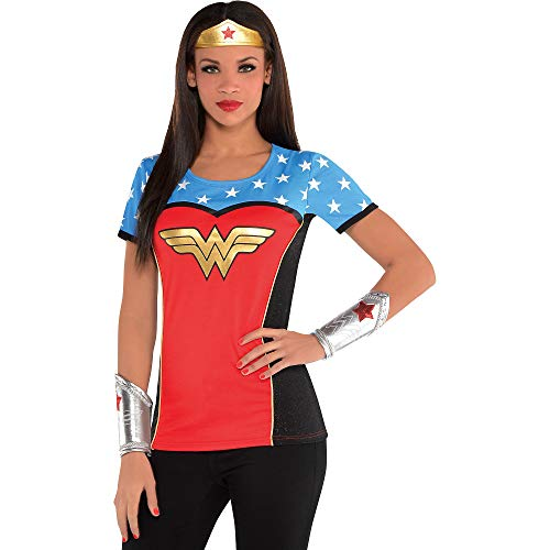 Suit Yourself Wonder Woman T-Shirt …