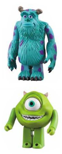 Medicom Monsters Inc.: Sully and Mike Kubrick 2-Pack 2