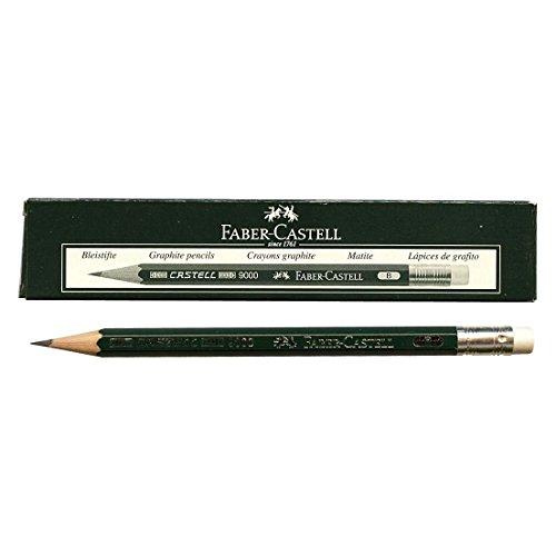 ファーバーカステル カステル9000番鉛筆 パーフェクトペンシルスペアペンシル 3本入 119038 [日本正規品]