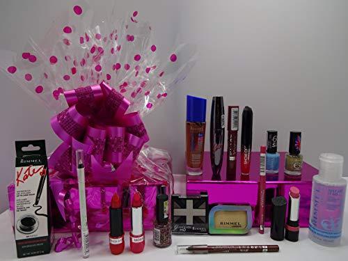 cyber Monday sale ~ Rimmel London beauty Gift Box ~ Rimmel London make up prodotti x 10lotto in Gift Box ~ Gift set