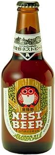木内酒造 常陸野ネストビール アンバーエール 瓶 [日本 330mlx24本 ]