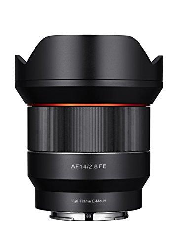 Samyang syio14af-e 14mm f2.8Full Frame Auto Focus Objektiv für Sony E-Mount, schwarz