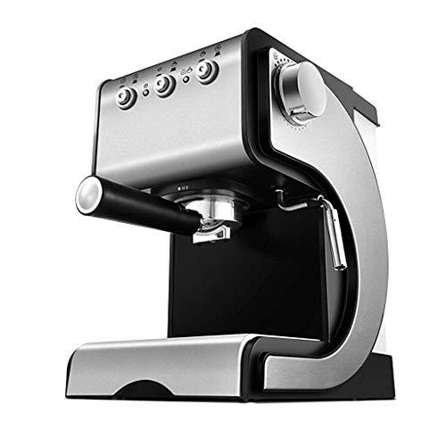 JYDQB Drip Kaffeemaschine, Grind und Brew Kaffeevollautomat mit Built-In Burr Kaffeemühle, Programmierbarer Timer-Modus und Warmhalteteller