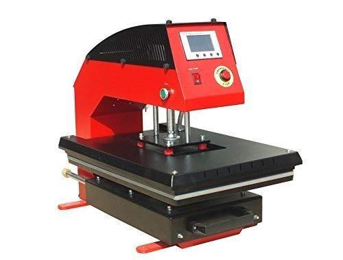 Microtec Calidad Superior neumático alta presión Impresión prensa de calor apd-24 40x60cm