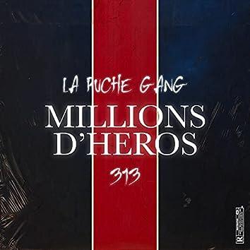Millions D'heros