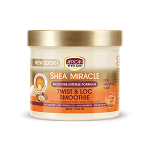 Shea Miracle Twist & Loc Smoothie 340 g