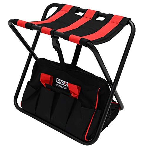 スツールバック 工具 DIY アウトドア キャンプ レジャー 用品 防災グッズ コンパクト ツール バッグ 運搬
