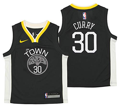 Outerstuff NBA Replica Statement Jersey Golden State Warriors Curry Stephen Size Bl7