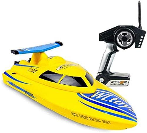 AXJJ RC Stiefel 2,4 GHz 24 km h 180 Grad Spiegeln Rc High Speed Radio Fernbedienung Elektrische RennStiefel für Kinder & Erwachsene (Nur Arbeitet in Wasser)