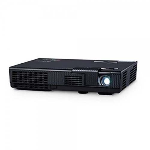 NEC L51W - Proyector (500 lúmenes ANSI, WXGA, 431.8-2540 mm, 20000 h, LED), negro