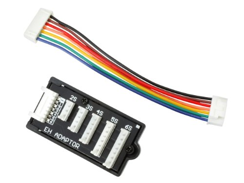 Hitec RCD 44154 EH Battery Balancer Adapter for X4 Charger