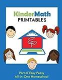 KinderMath Printables: Part of Easy Peasy All-in-One Homeschool