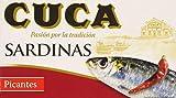 Cuca Sardinas Picantes, 120g