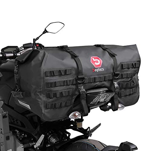 Bolsa Sillin Asiento Trasero SX70 para Yamaha MT-07 / Tracer 700, MT-09 / Tracer 900, XT 1200 Z Super Tenere / 660 Z Tenere, XV 950 / R, YZF-R6, YZF-R3, YZF-R1