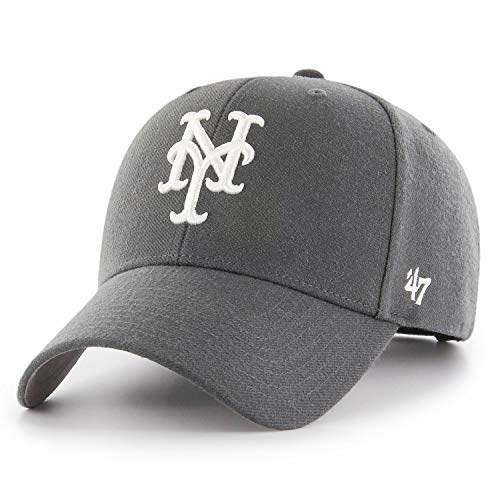 '47 Brand Relaxed Fit Cap - MLB New York Mets Charcoal