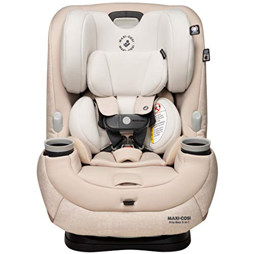 Maxi-Cosi Pria Max 3-In-1 Convertible Car Seat, Nomad Sand, One Siz