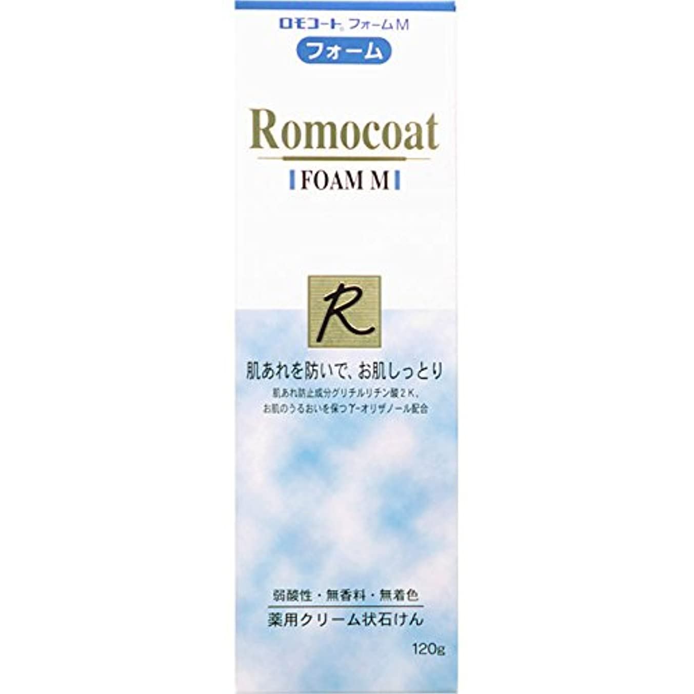 ロモコートフォームM 120g【医薬部外品】