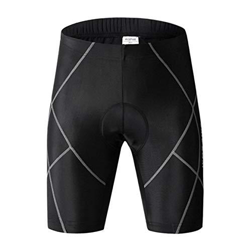 Pantalones Cortos de compresión para Hombres y Mujeres Transpirables Profesionales Pantalones de...